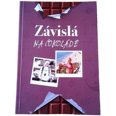Kniha: Táňa Lišková - Závislá na čokoládě