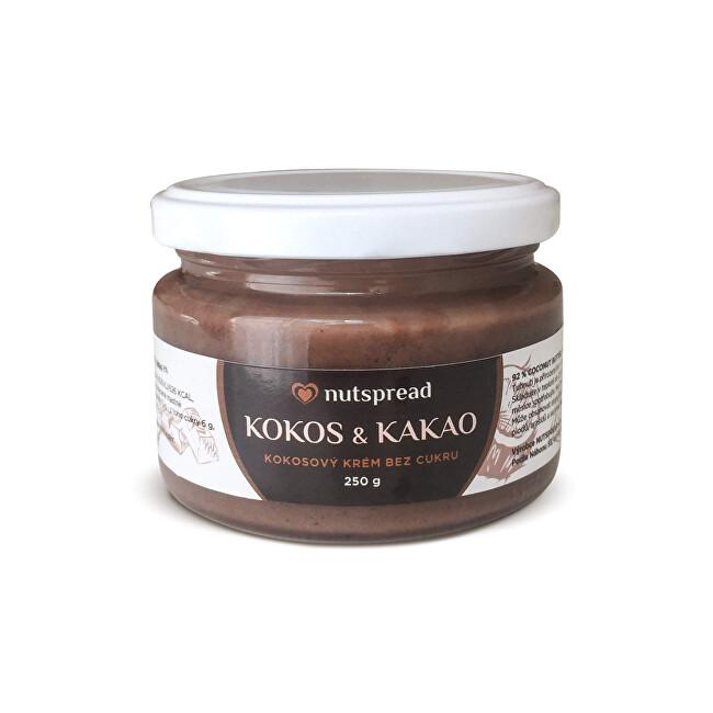 Zobrazit detail výrobku Nutspread Kokosový krém s kakaem 250 g