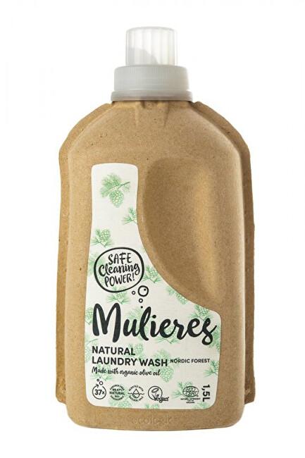 Zobrazit detail výrobku Mulieres Koncentrovaný prací gel 1,5 l - severský les