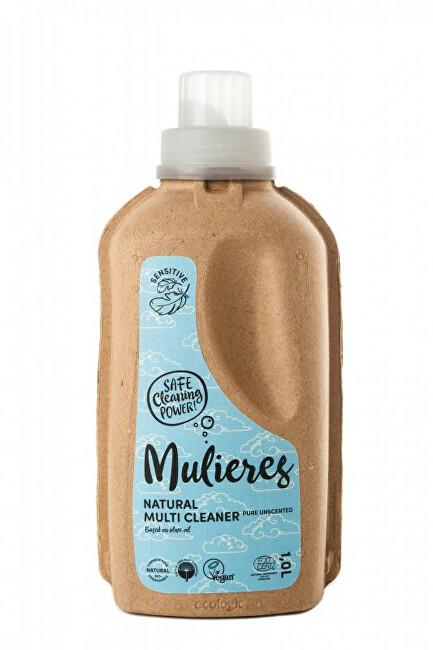 Zobrazit detail výrobku Mulieres Koncentrovaný univerzální čistič 1 l - bez vůně