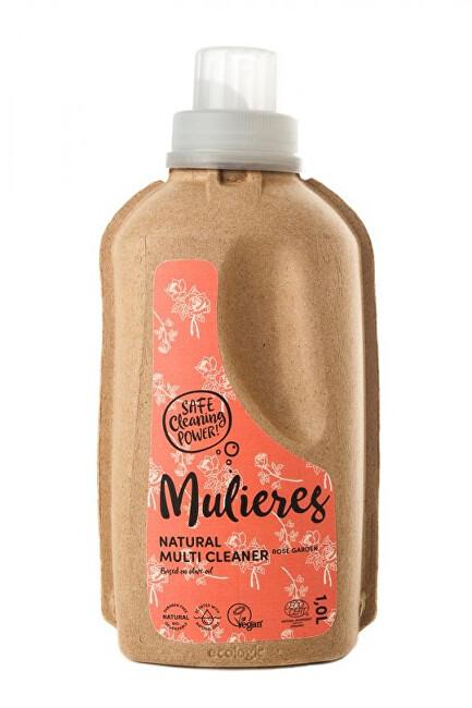 Zobrazit detail výrobku Mulieres Koncentrovaný univerzální čistič 1 l - růžová zahrada