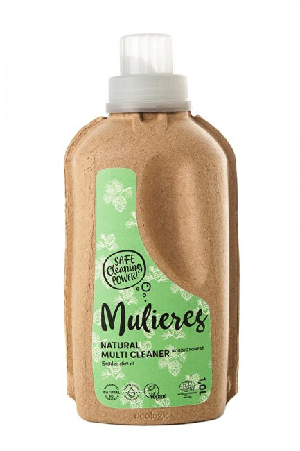 Zobrazit detail výrobku Mulieres Koncentrovaný univerzální čistič 1 l - severský les