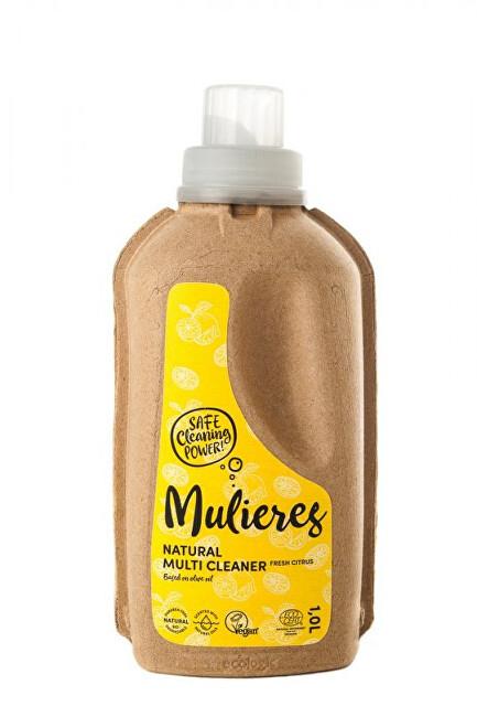 Zobrazit detail výrobku Mulieres Koncentrovaný univerzální čistič 1 l - svěží citrus