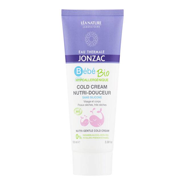 Zobrazit detail výrobku JONZAC Krém dětský Cold Cream výživný  BÉBÉ BIO 100 ml BIO