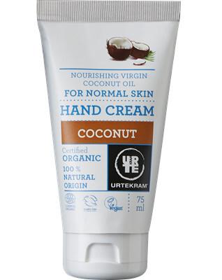 Zobrazit detail výrobku Urtekram Krém na ruce kokosový BIO 75ml
