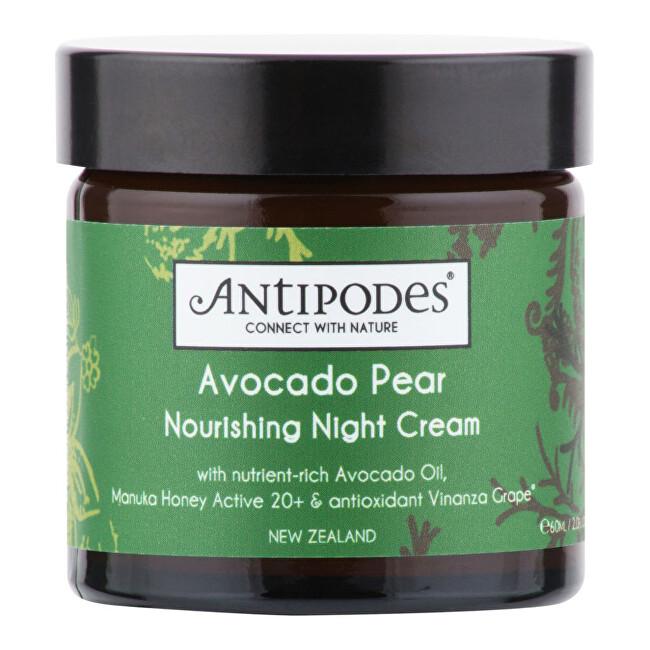 Zobrazit detail výrobku Antipodes Krém výživný noční AVOCADO PEAR 60 ml
