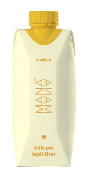 MANA Mana Drink Sunlight 12 x 330 ml