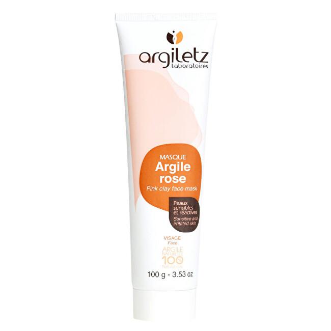 Zobrazit detail výrobku Argiletz maska pleťová pro citlivou pleť růžový jíl 100 g