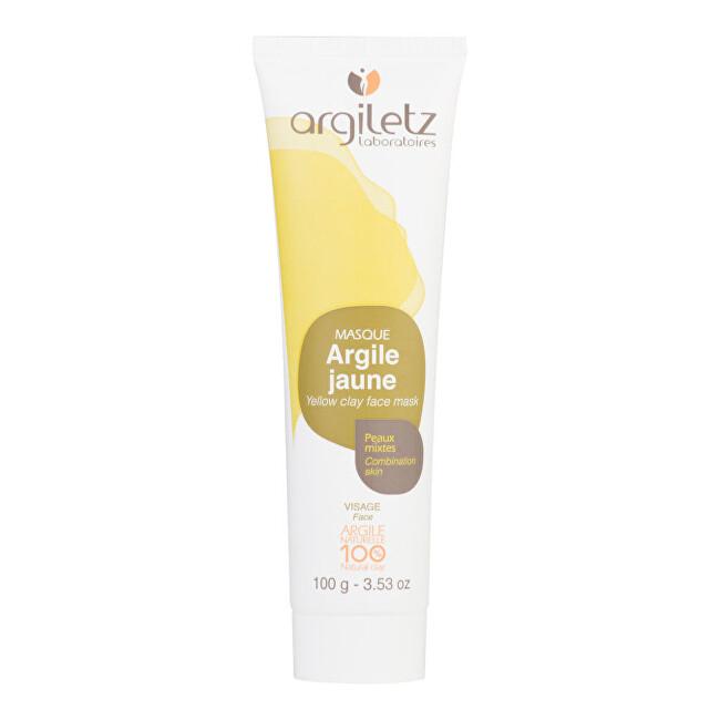 Zobrazit detail výrobku Argiletz maska pleťová pro smíšenou pleť žlutý jíl 100 ml
