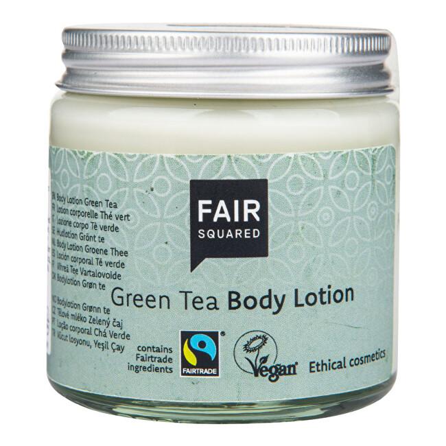 Zobrazit detail výrobku FAIR SQUARED Mléko tělové zelený čaj 100 ml ZWP