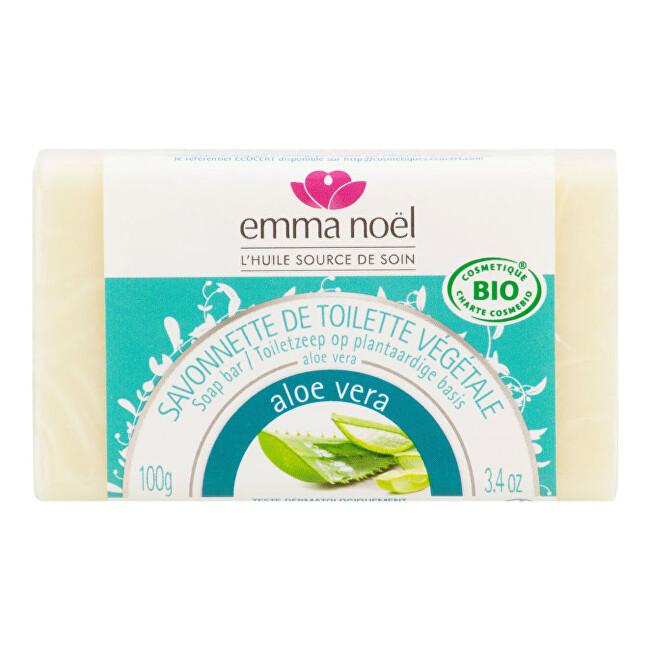 Emma Noël Mydlo rastlinné aloe vera 100 g BIO
