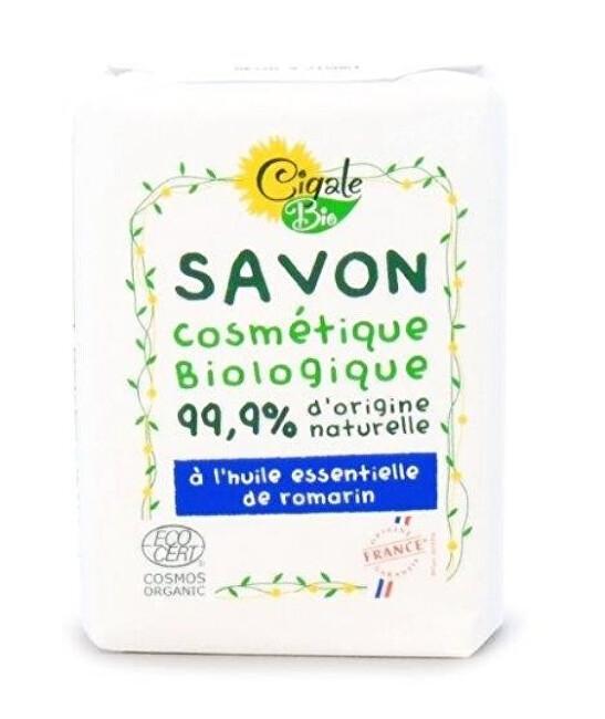 Zobrazit detail výrobku Cigale BIO Mýdlo s rozmarýnovým esenciálním olejem 100 g