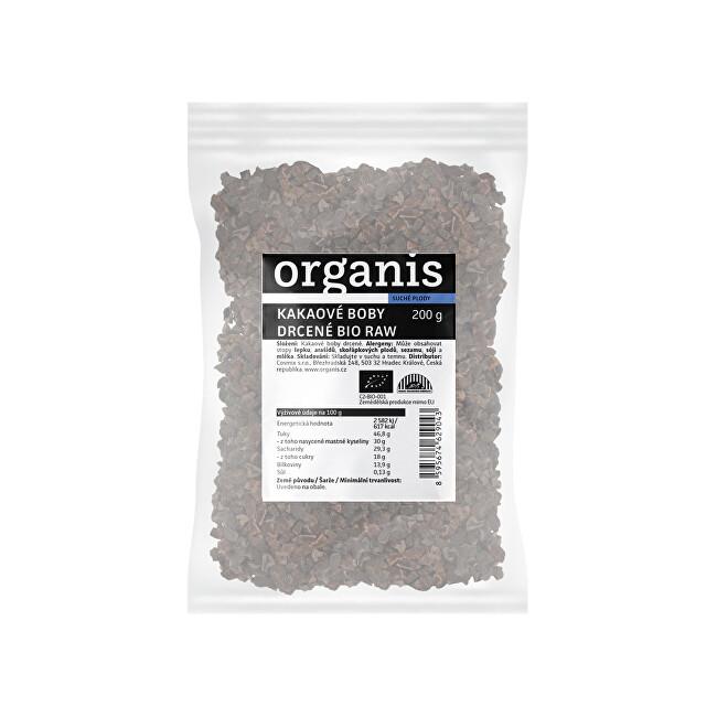Zobrazit detail výrobku Organis Organis Drcené kakaové boby 200 g
