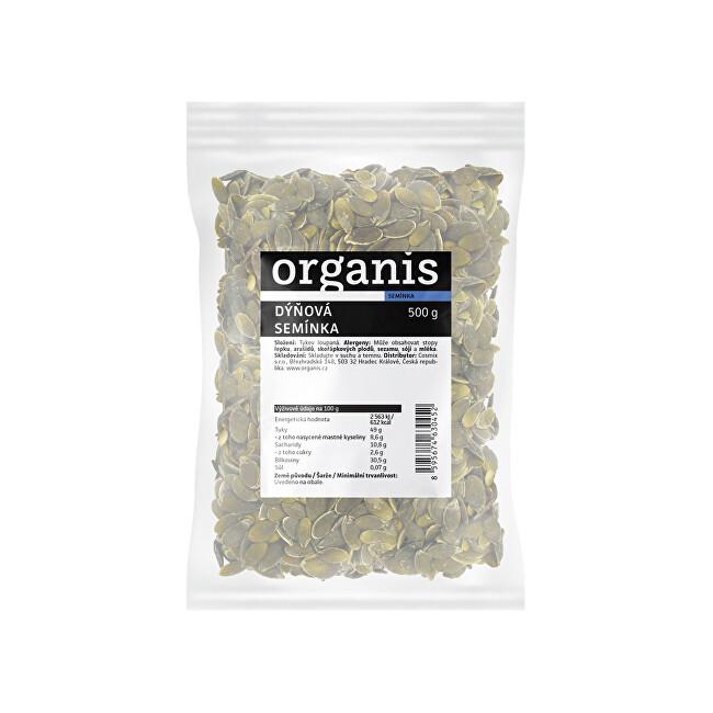 Zobrazit detail výrobku Organis Organis Dýňové semínko 500 g