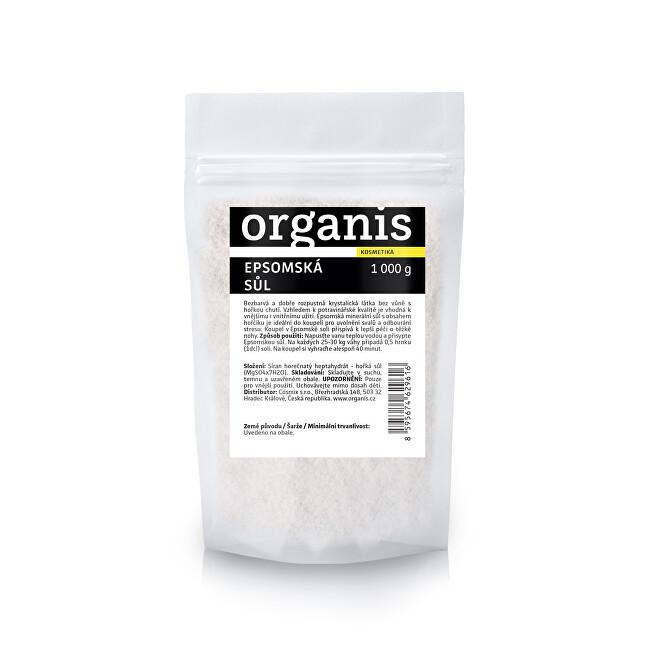 Organis Epsomská sůl 1000 g