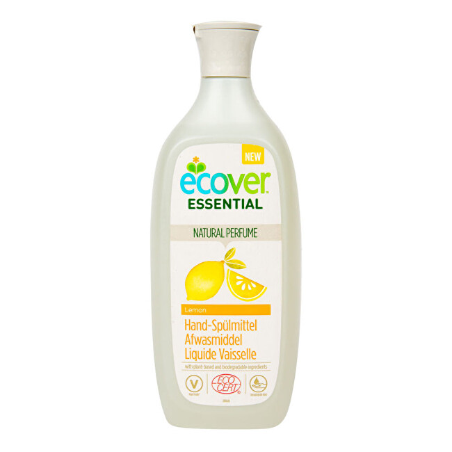Zobrazit detail výrobku Ecover Přípravek na mytí nádobí Citron 5 L - SLEVA - POŠKOZENÁ ETIKETA 5l