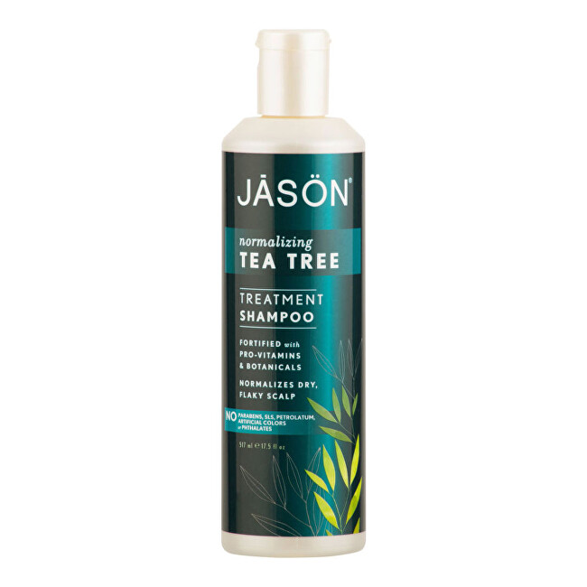 JASON Šampon tea tree 517 ml