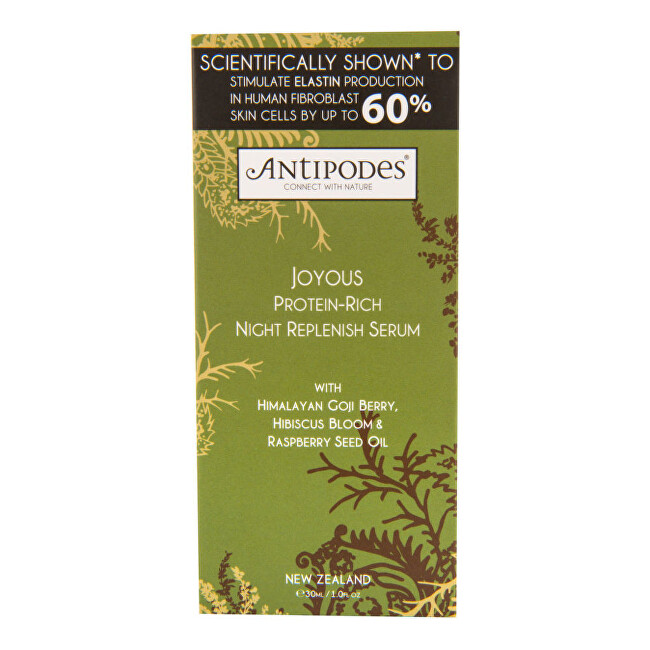 Zobrazit detail výrobku Antipodes Sérum noční s proteiny JOYOUS 30 ml