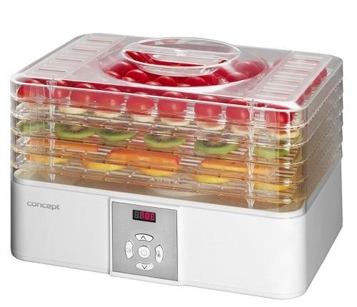 Zobrazit detail výrobku Concept SO1001 Sušička ovoce digitální 200 - 240 W