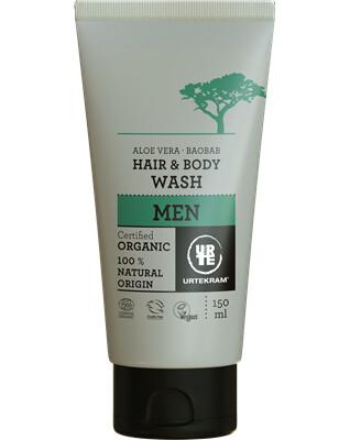 Zobrazit detail výrobku Urtekram Men sprchový gel 150 ml