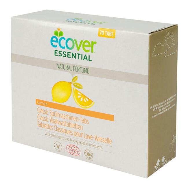 Zobrazit detail výrobku Ecover Tablety do myčky Classic Citron 1,4 kg