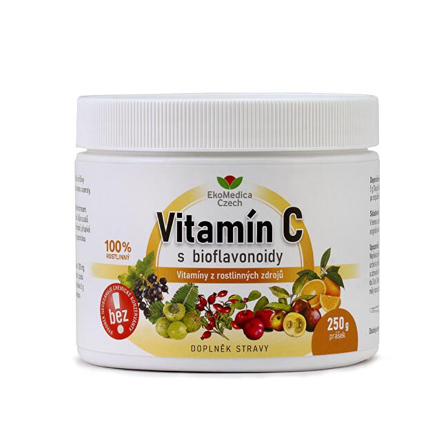 Zobrazit detail výrobku EkoMedica Czech Vitamín C 250 g