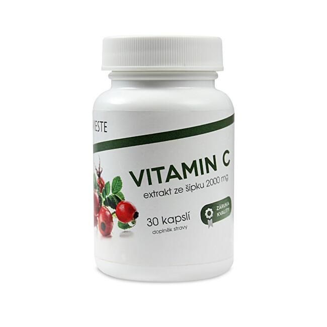 Zobrazit detail výrobku Vieste Vitamin C ze šípku 2000 mg 30 tablet