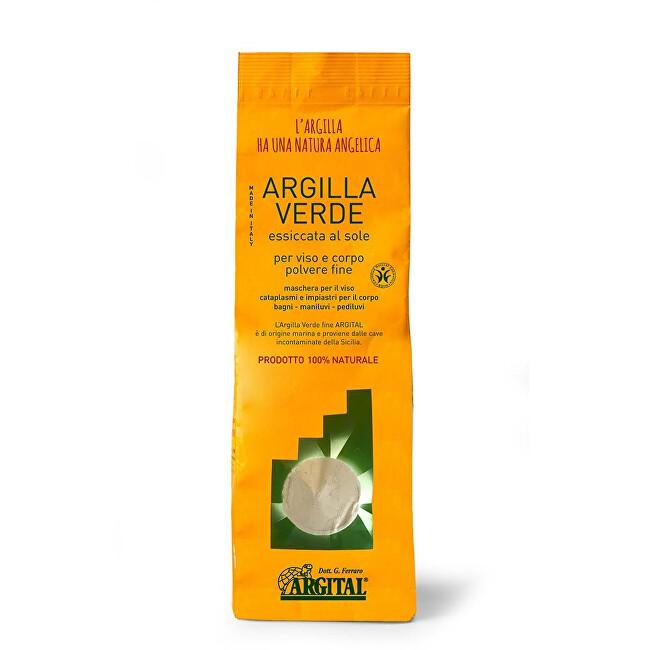 Zobrazit detail výrobku Argital Zelený jíl vysušený sluncem 1 kg