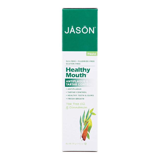 Zobrazit detail výrobku JASON Zubní pasta Healthy Mouth 119 g