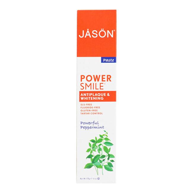Zobrazit detail výrobku JASON Zubní pasta Powersmile 170 g