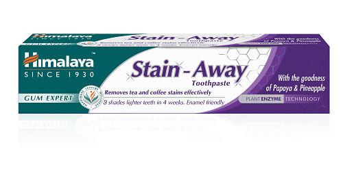 Zobrazit detail výrobku Himalaya Zubní pasta Stain away pro odstranění skvrn ze zubů 75 ml