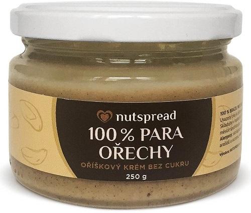 Zobrazit detail výrobku Nutspread 100% Krém z para ořechů 250 g