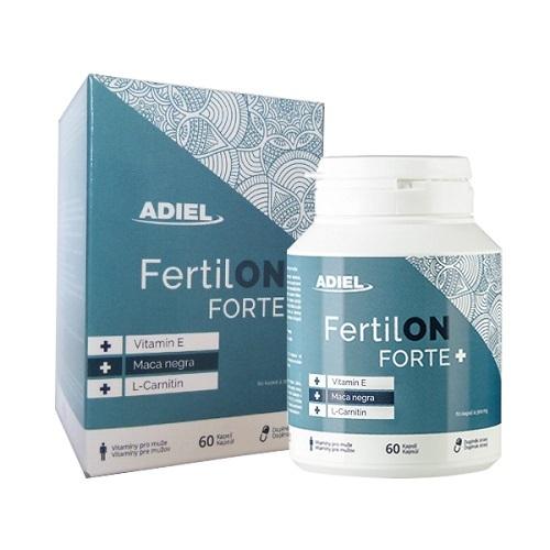 Zobrazit detail výrobku Adiel FertilON forte PLUS vitamíny pro muže 60 kapslí