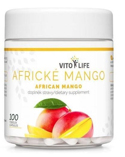 Zobrazit detail výrobku Vito life Africké mango, 100 tobolek