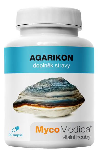 Zobrazit detail výrobku MycoMedica Agarikon 90 kapslí