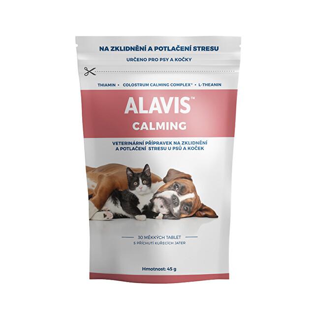 Zobrazit detail výrobku Alavis ALAVIS Calming 30 tablet