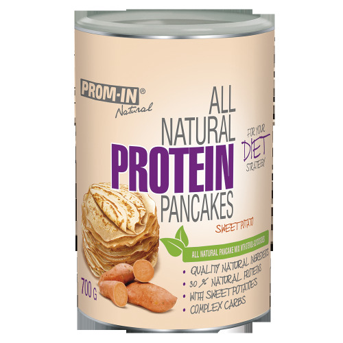 Prom-in All natural protein pancake 700 g Batáty