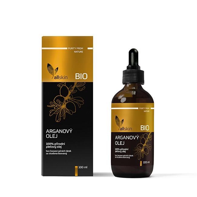 Zobrazit detail výrobku Allskin Allskin Arganový olej BIO 100 ml
