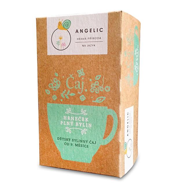 Zobrazit detail výrobku Angelic Angelic Hrneček plný bylin dětský bylinný čaj 30 g