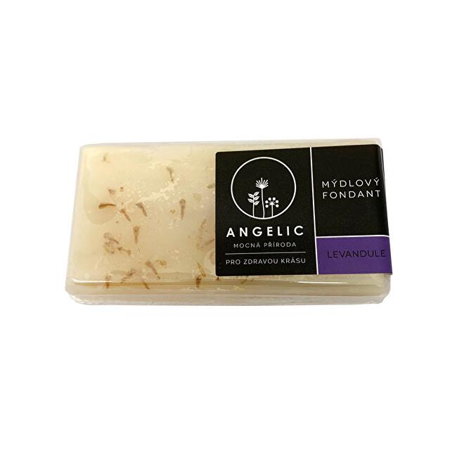 Angelic mydlový fondant Levandule 200 g