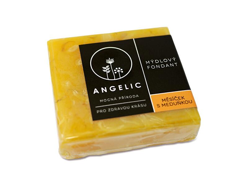 Angelic Angelic Mydlový fondant Nechtík s medovkou 105 g