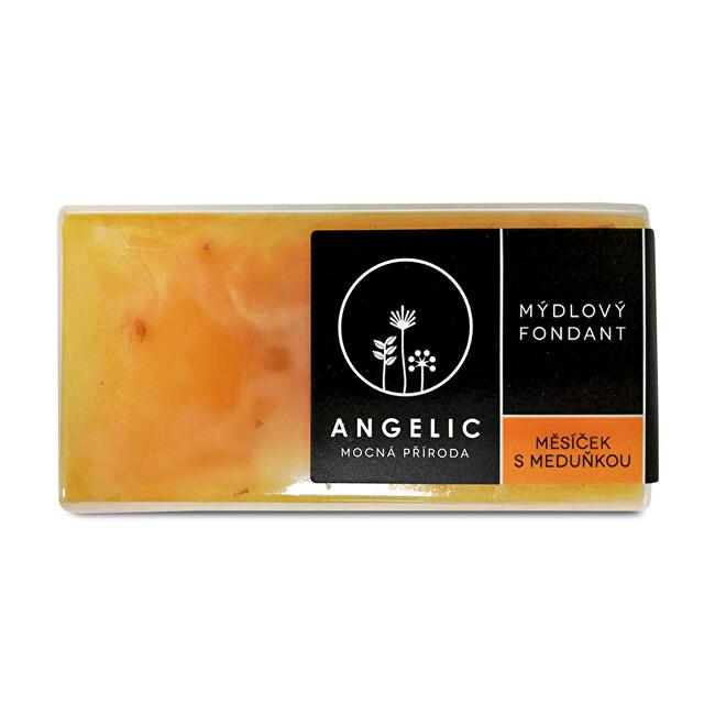 Angelic Angelic Mydlový fondant Nechtík s medovkou 200 g