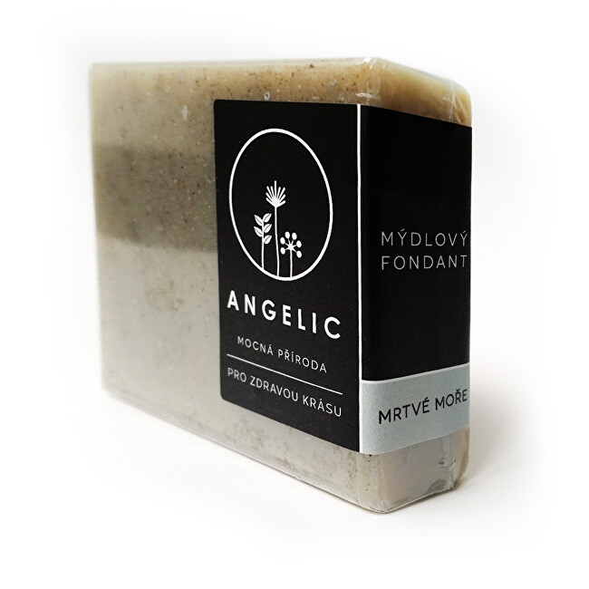 Angelic Angelic Mydlový fondant Mŕtve more 105 g