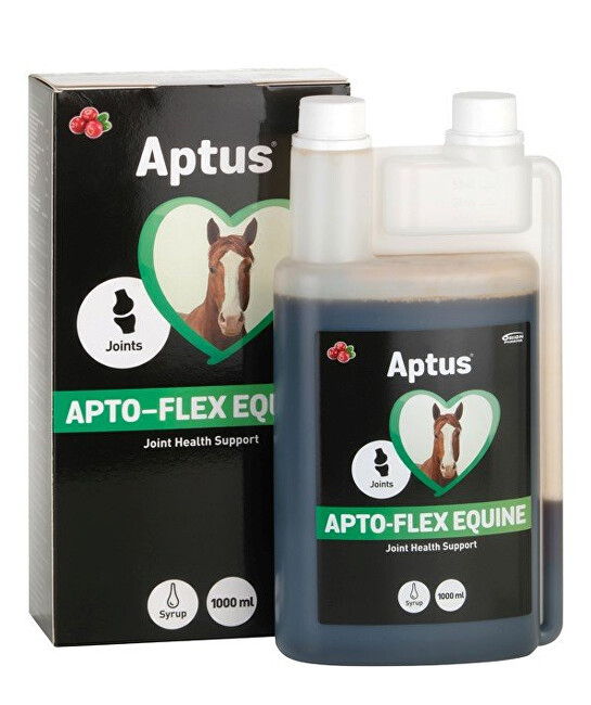 Zobrazit detail výrobku Aptus Aptus Equine apto-flex vet sirup 1l