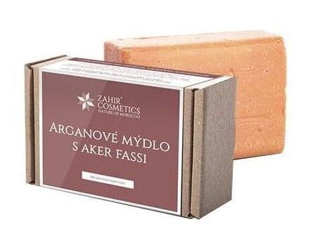 Zobrazit detail výrobku Zahir Cosmetics Arganové mýdlo s Aker fassi 75 g