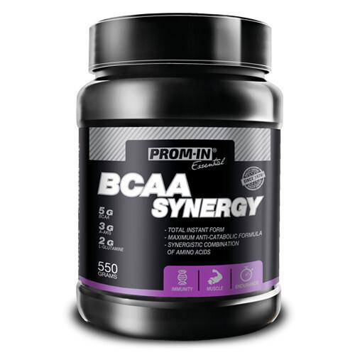 Zobrazit detail výrobku Prom-in BCAA Synergy 550 g Citron/máta