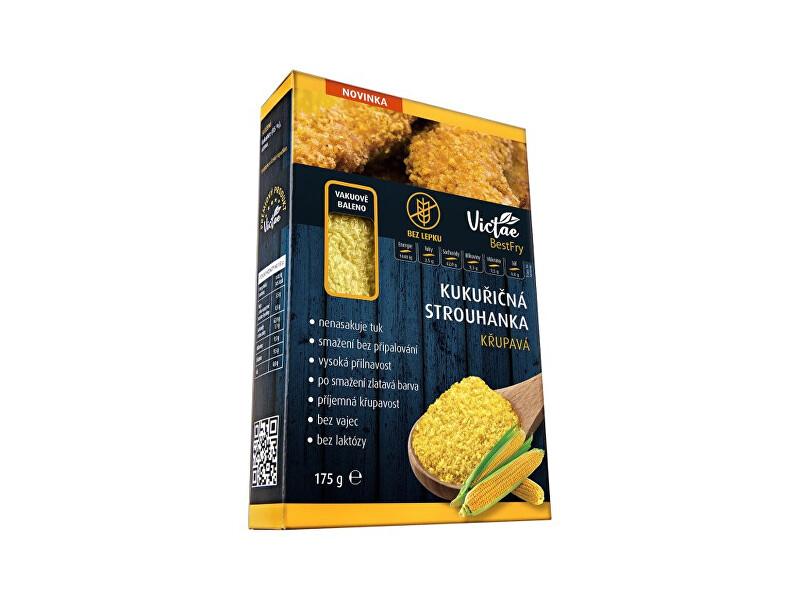 Zobrazit detail výrobku Victae Bezlepková kukuřičná strouhanka křupavá 175 g