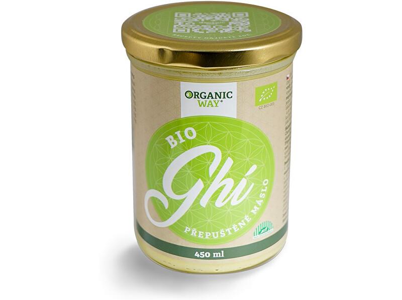 Zobrazit detail výrobku Organic way Bio Ghí 450ml
