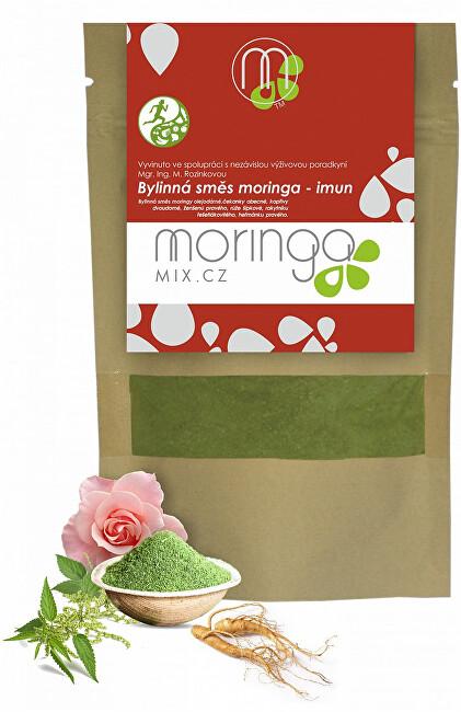 Bylinná směs Moringa - Imun 30 g