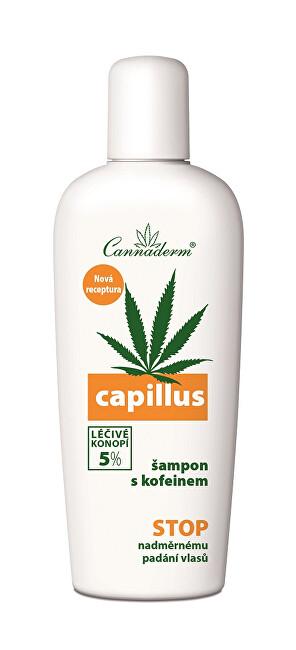 Zobrazit detail výrobku Cannaderm Cannaderm Capillus šampon s kofeinem 150 ml